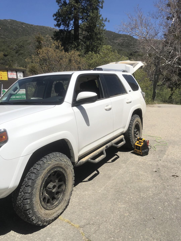 Trail Review: 2N33 - Pilot Rock Truck Trail