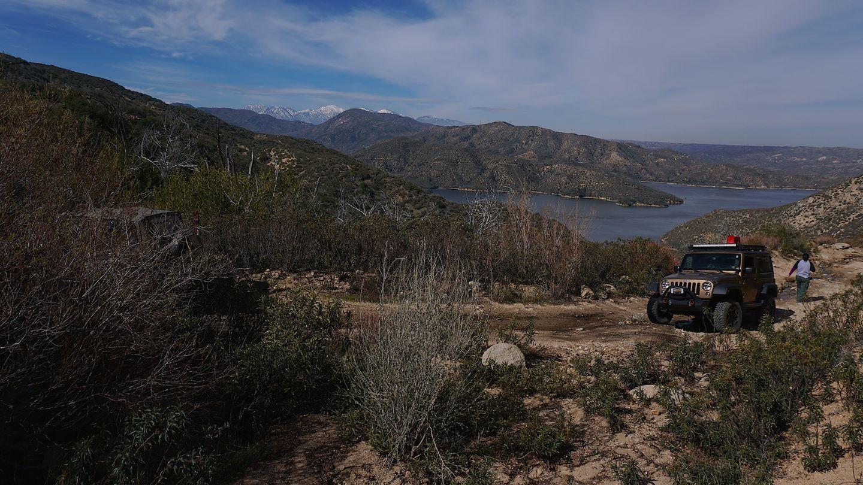 2N33 - Pilot Rock Truck Trail - Waypoint 5: Water Tank