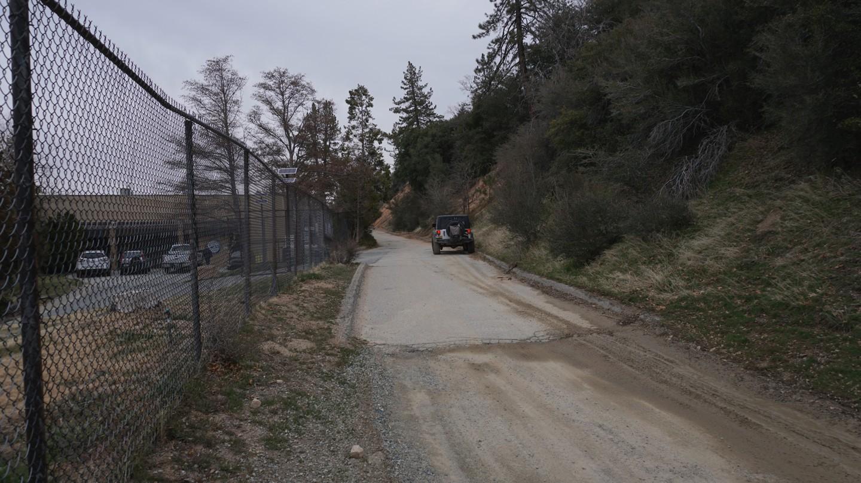 2N33 - Pilot Rock Truck Trail - Waypoint 22: Pavement