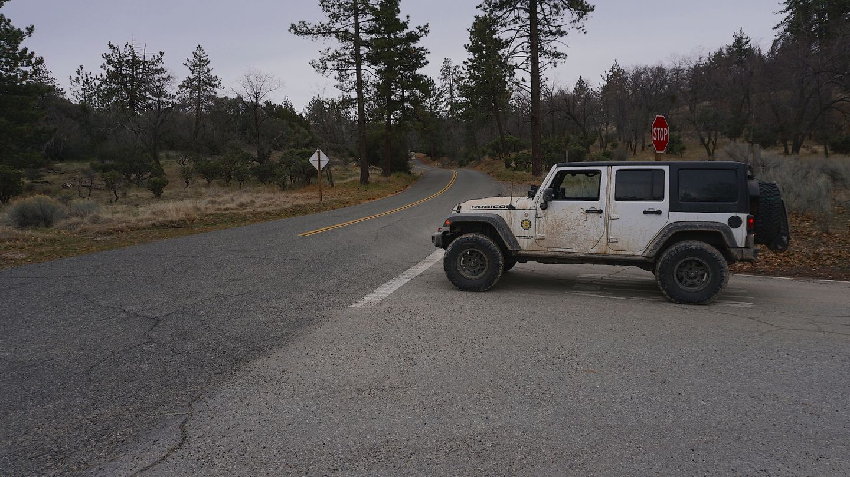 2N33 - Pilot Rock Truck Trail - Waypoint 23: End / Highway 173