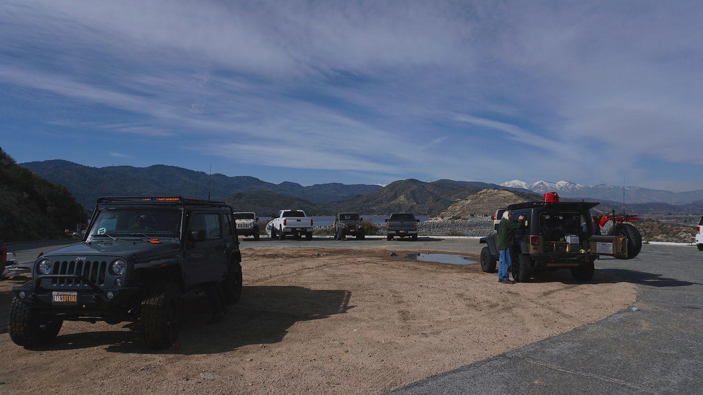2N33 - Pilot Rock Truck Trail - Waypoint 1: Pilot Rock OHV Staging Area (2N33)