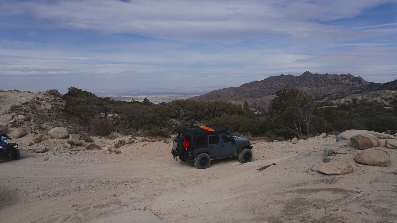 2N33 - Pilot Rock Truck Trail - Waypoint 16: Path to the Pilot Rock