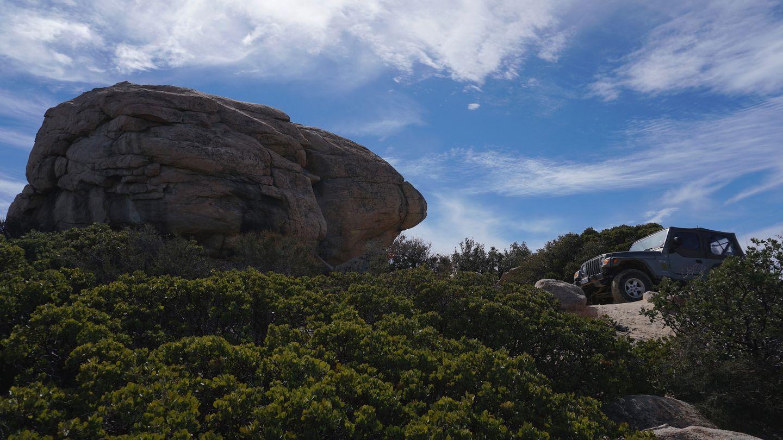 2N33 - Pilot Rock Truck Trail - Waypoint 18: Pilot Rock