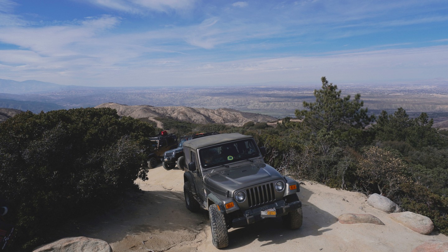 2N33 - Pilot Rock Truck Trail - Waypoint 24: The View From Pilot Rock