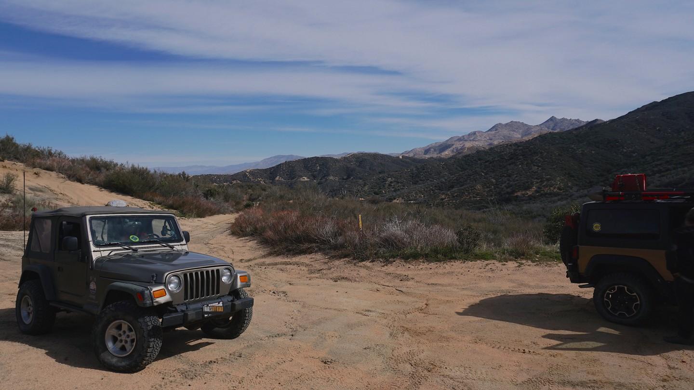 2N33 - Pilot Rock Truck Trail - Waypoint 4: Turnout