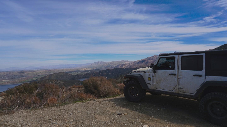 2N33 - Pilot Rock Truck Trail - Waypoint 6: Overlook