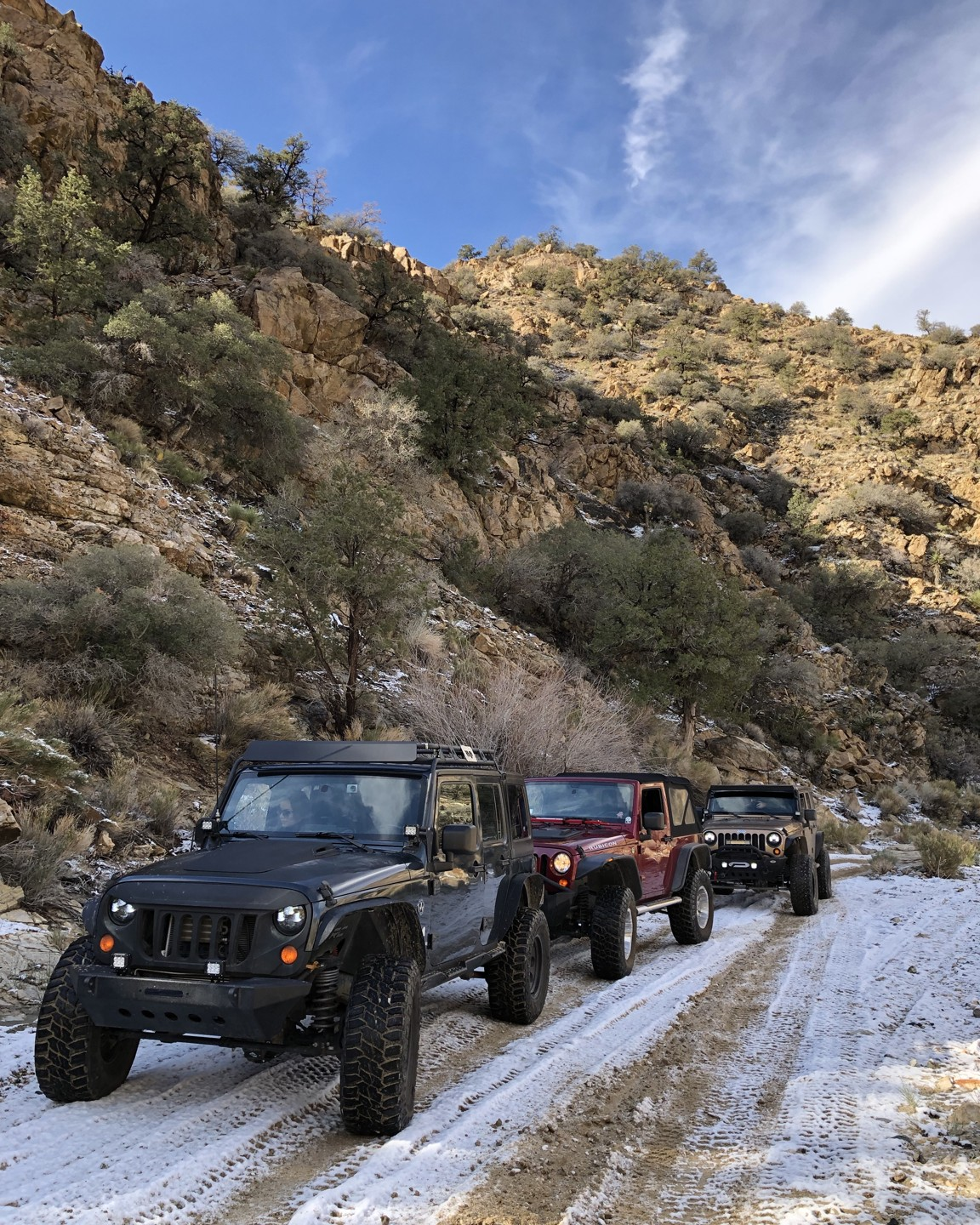 Trail Review: Rattlesnake Canyon - RC3331