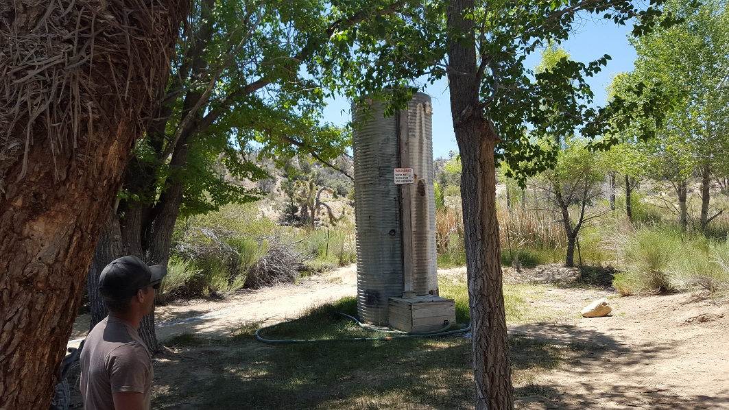Rattlesnake Canyon - RC3331 - Waypoint 4: Exit Canyon and Old Structures