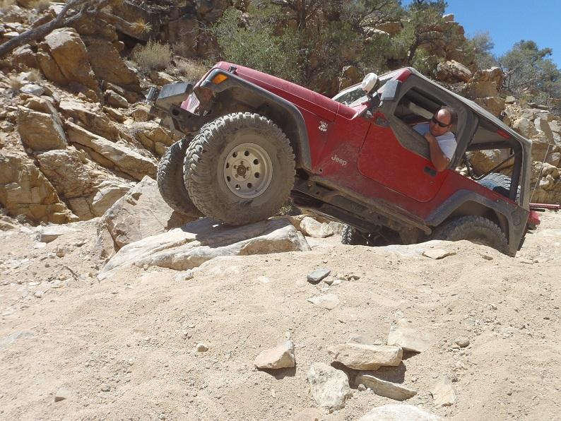 Rattlesnake Canyon - RC3331 - Waypoint 3: Motino (Mojito) Wash Entrance