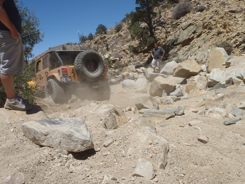 Rattlesnake Canyon - RC3331 - Waypoint 2: Canyon Entrance