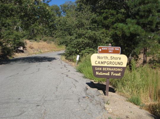Camping: 3N34 - Dishpan Springs