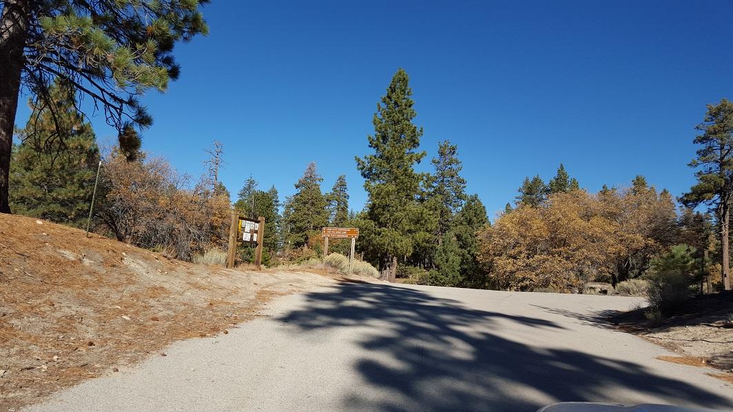 3N34 - Dishpan Springs - Waypoint 5: East End of Trail - 3N16