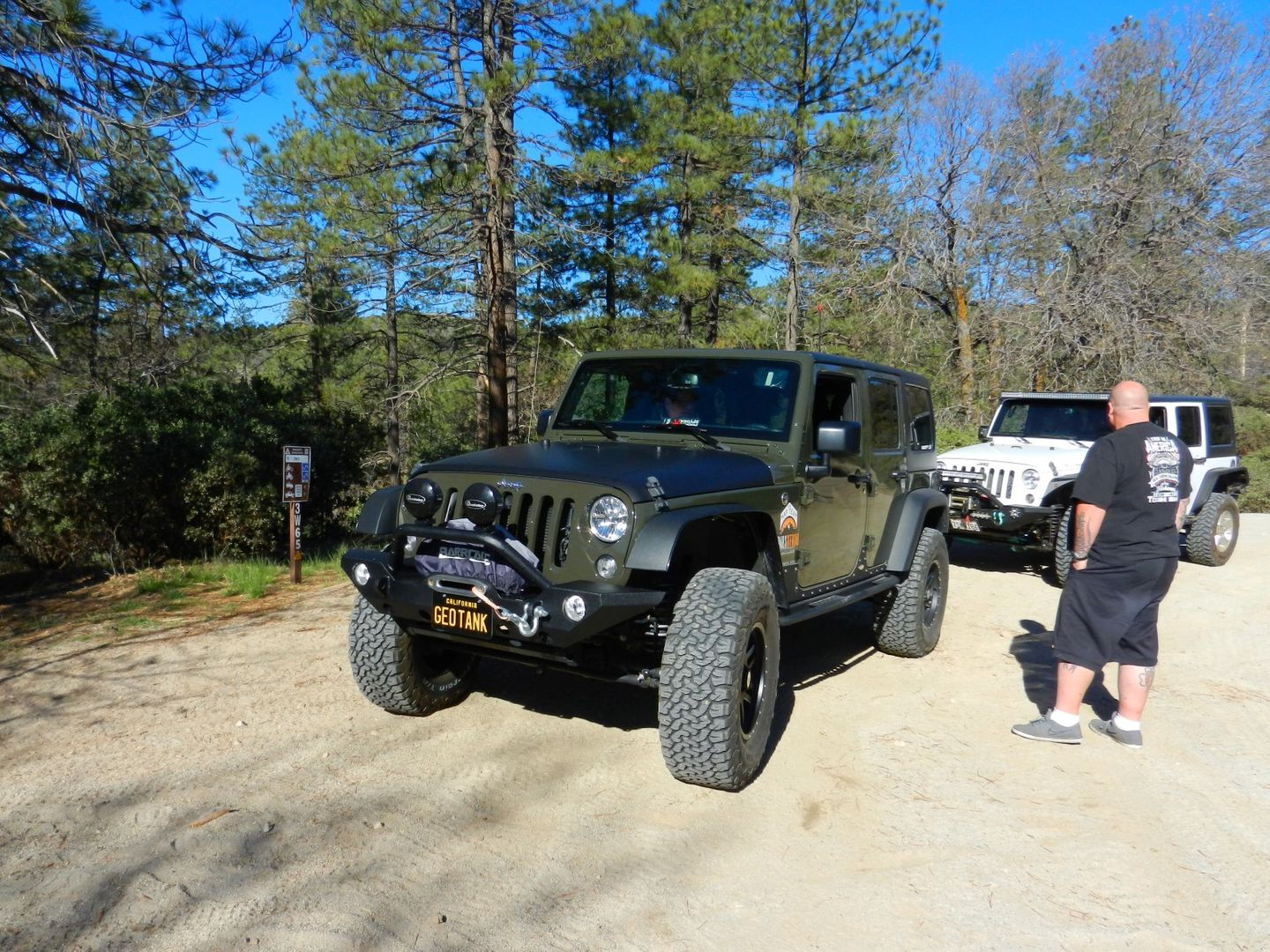 Trail Review: 3N34 - Willow Creek Jeep Trail