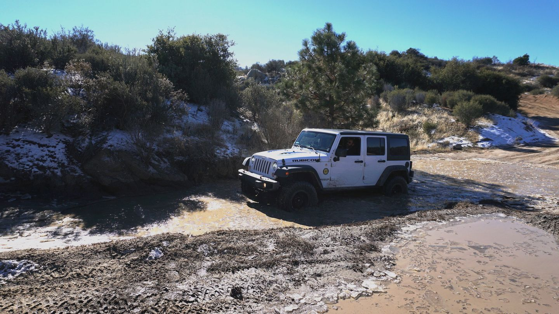3N34 - Willow Creek Jeep Trail - Waypoint 10: Ice Mocha