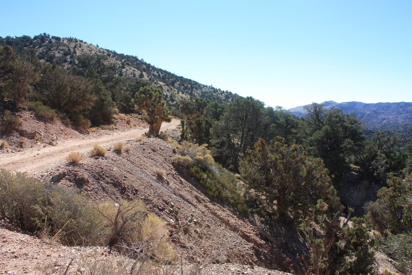 2N02 - Burns Canyon - Waypoint 4: Mine With A View