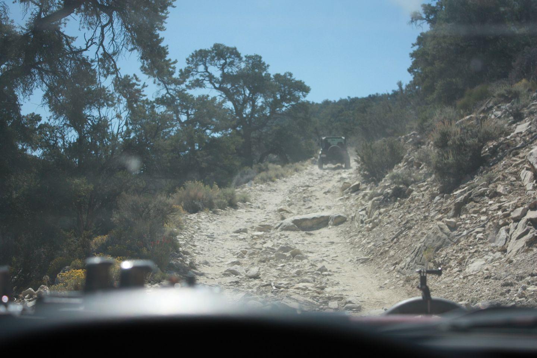 2N90 - Tip Top Mountain - Waypoint 4: Loose Flat Rocks
