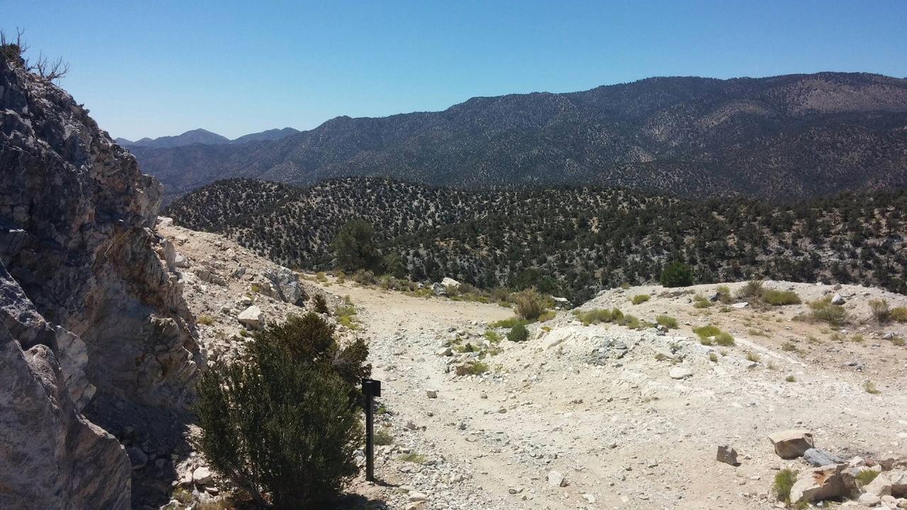 2N90 - Tip Top Mountain - Waypoint 7: Tip top of Tip Top Mountain