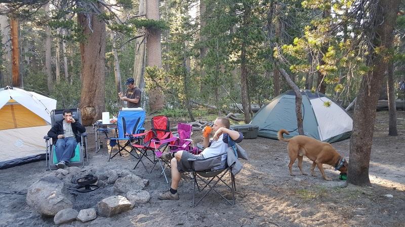 Camping: John Bull Gate Keeper