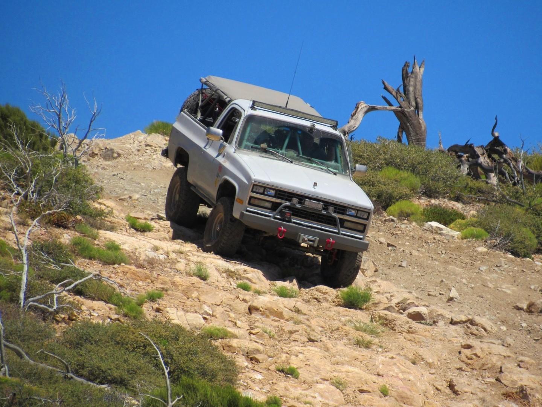 Trail Review: 3N17 - White Mountain