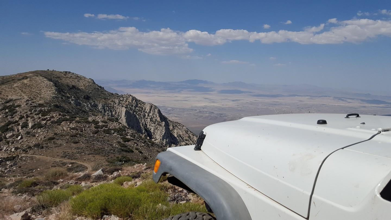3N17 - White Mountain - Waypoint 5: Optional - White Mountain - South Peak