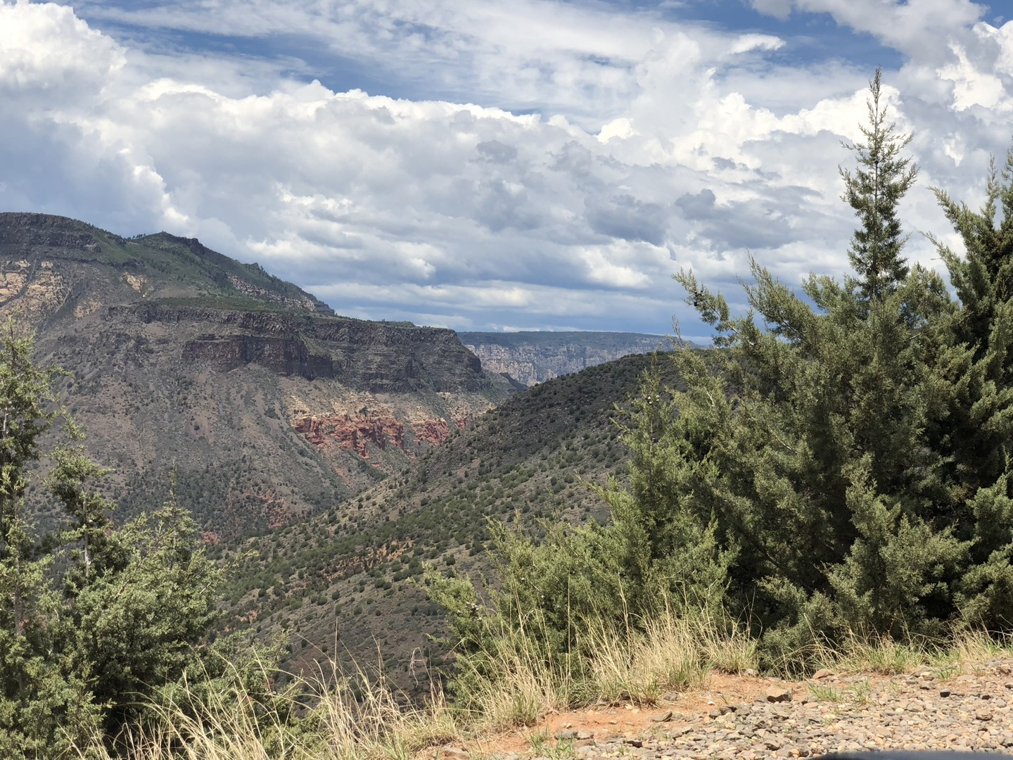 Trail Review: Schnebly Hill Road