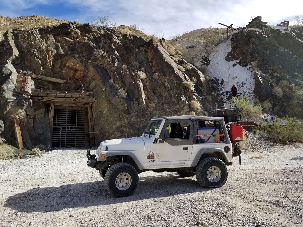 Highlight: Warm Springs Road - Death Valley