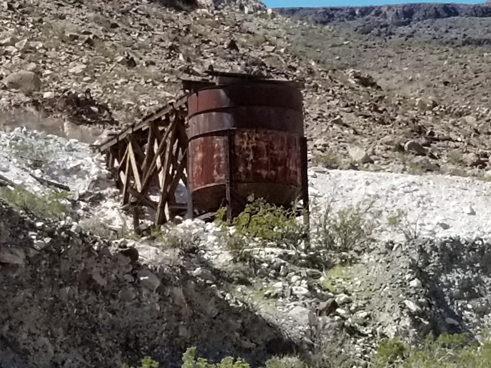 Warm Springs Road - Death Valley - California Offroad Trail