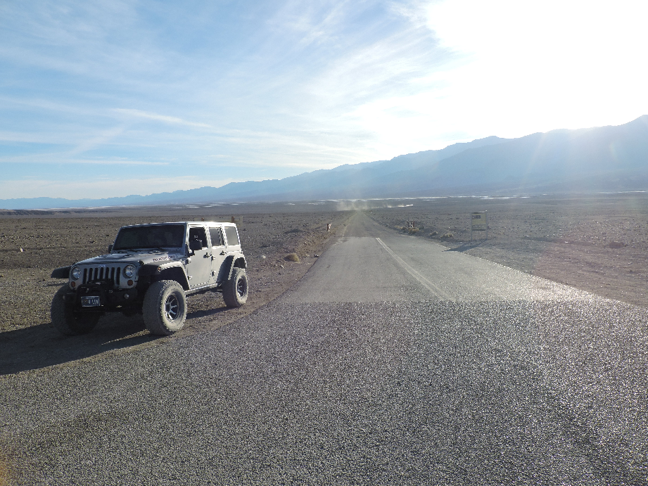 Highlight: West Side Road - Death Valley National Park