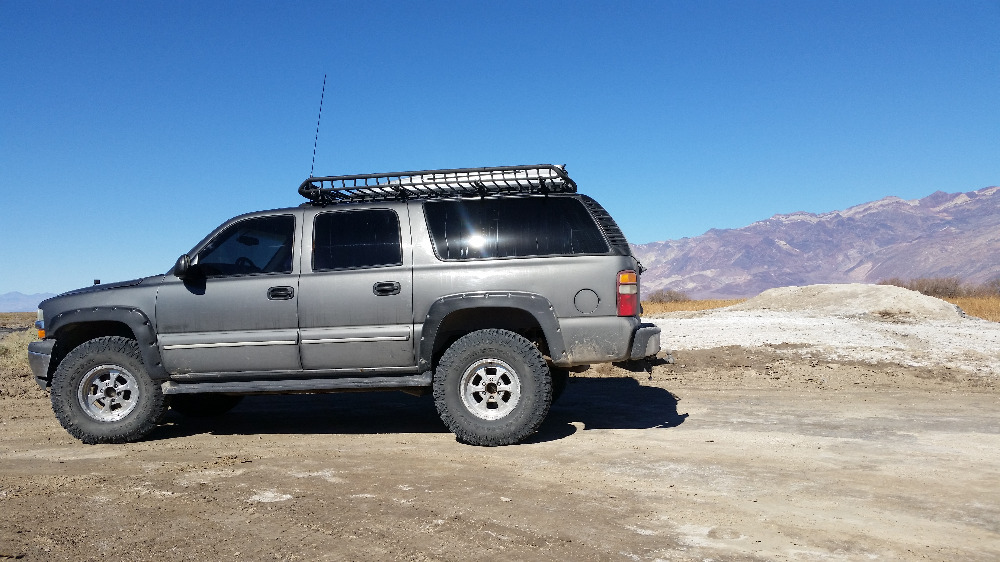 Trail Review: West Side Road - Death Valley National Park
