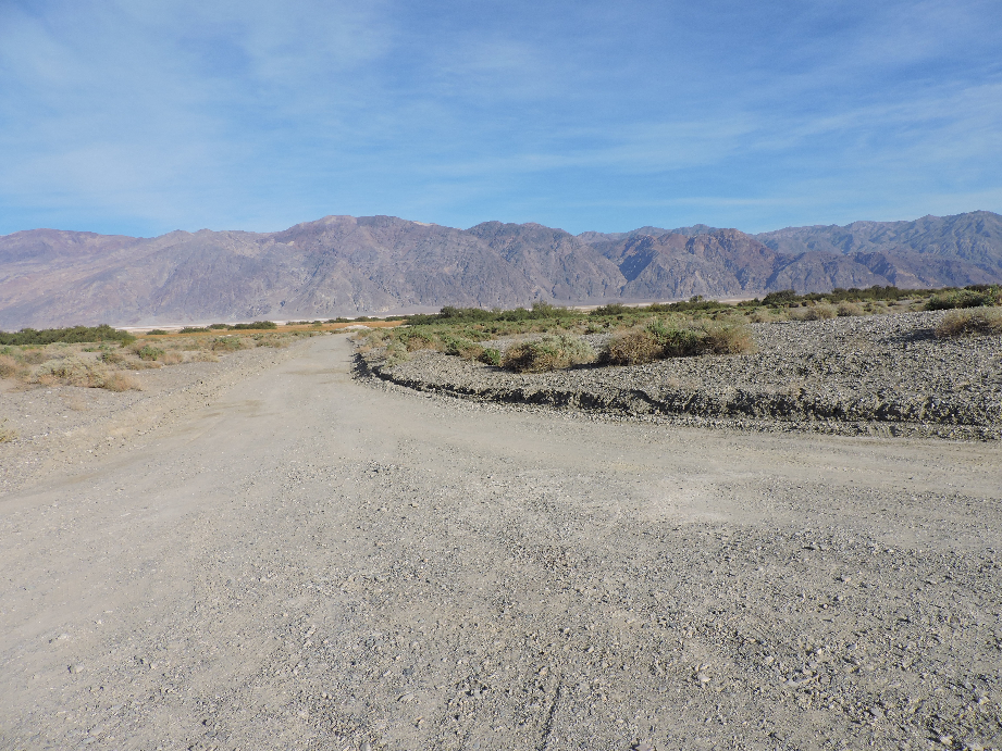 West Side Road - Death Valley National Park - Waypoint 7: Eagle Borax Works