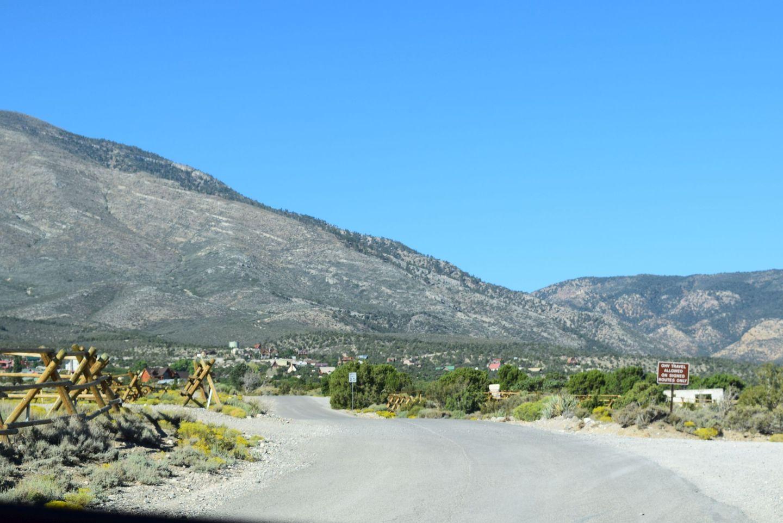 Wheeler Pass - Waypoint 1: Trailhead