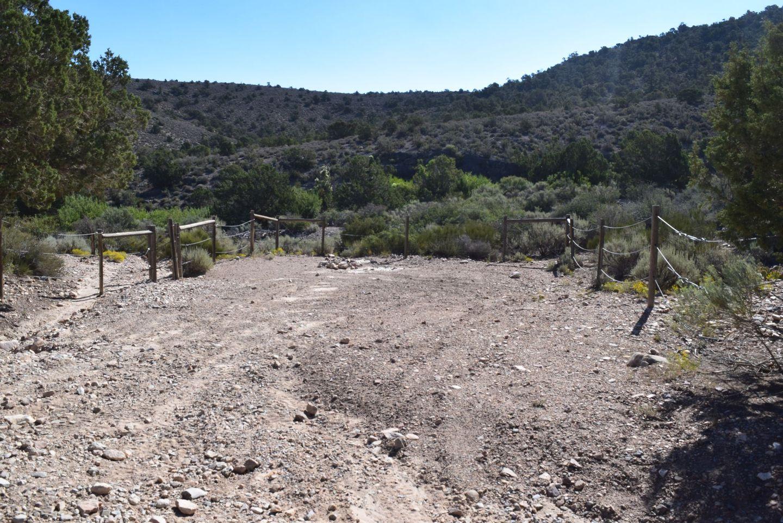 Wheeler Pass - Waypoint 8: Camp site