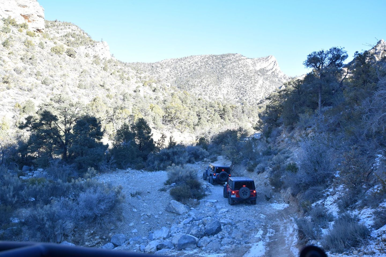 Wheeler Pass - Waypoint 6: Willow Creek scenery