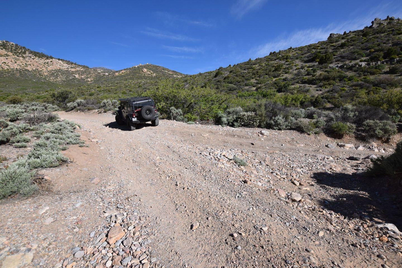 Wheeler Pass - Waypoint 12: Trails Merge