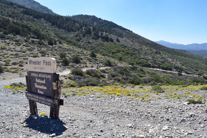 Wheeler Pass - Waypoint 17: Wheeler Pass