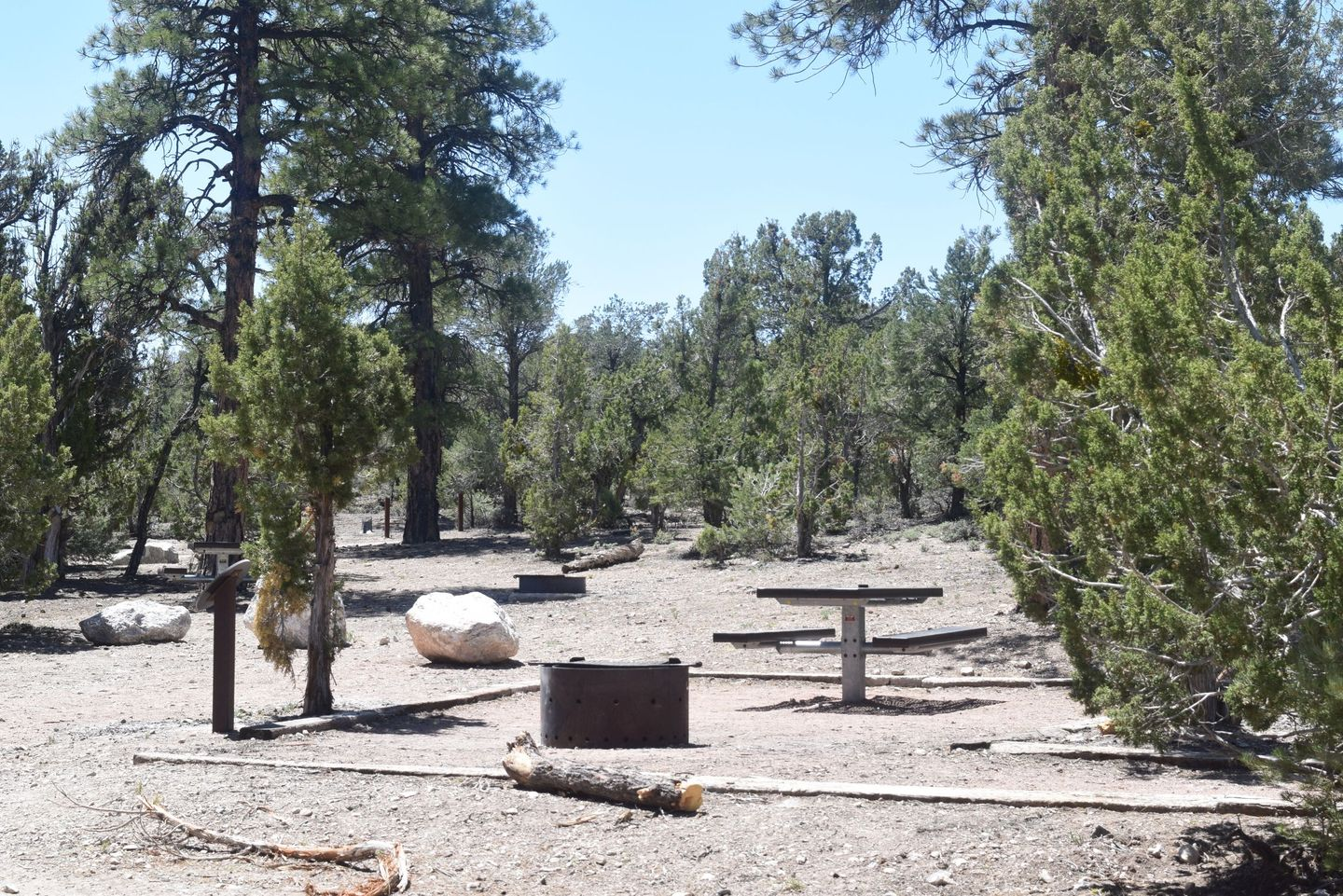 Mormon Well Road - Waypoint 9: Desert Pass Campground