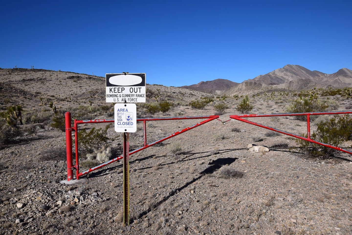Alamo Road - Waypoint 9: Slate Mine Road