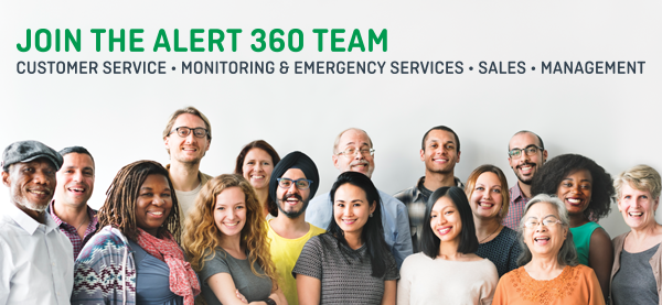 Alert 360 Home Security: We are hiring! Your job search ends here!