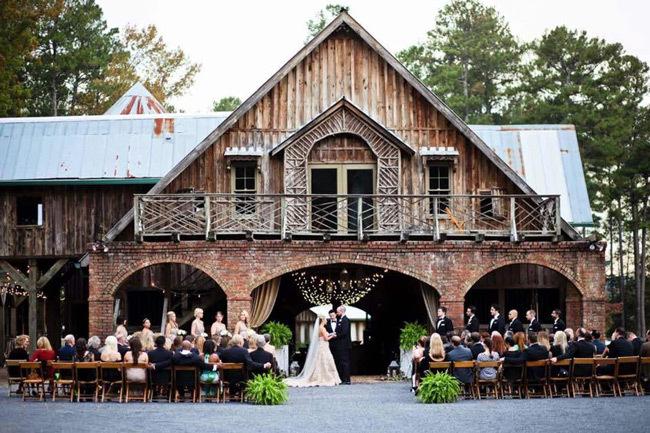 The Ultimate Barn Wedding Checklist