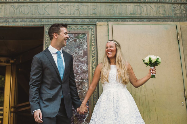 Elopement at New York City Hall | Elopement Checklist