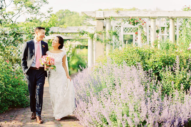 9 Gorgeous Garden Wedding Ideas