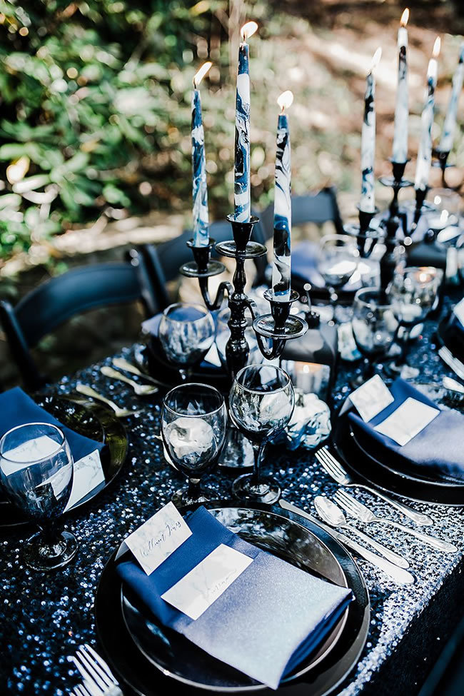 How To Have A Stylish Halloween Wedding
