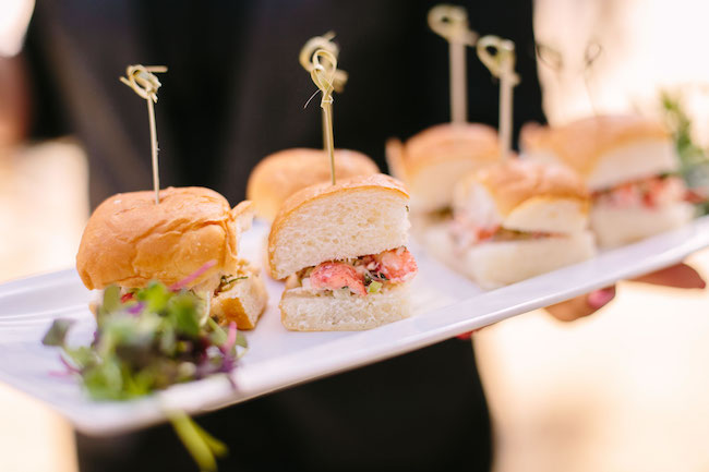 Wedding Reception Food How Many Hors D Oeuvre Per Person Do You
