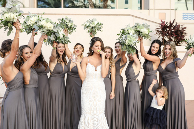 How To Make Things Easy On Your Bridesmaids