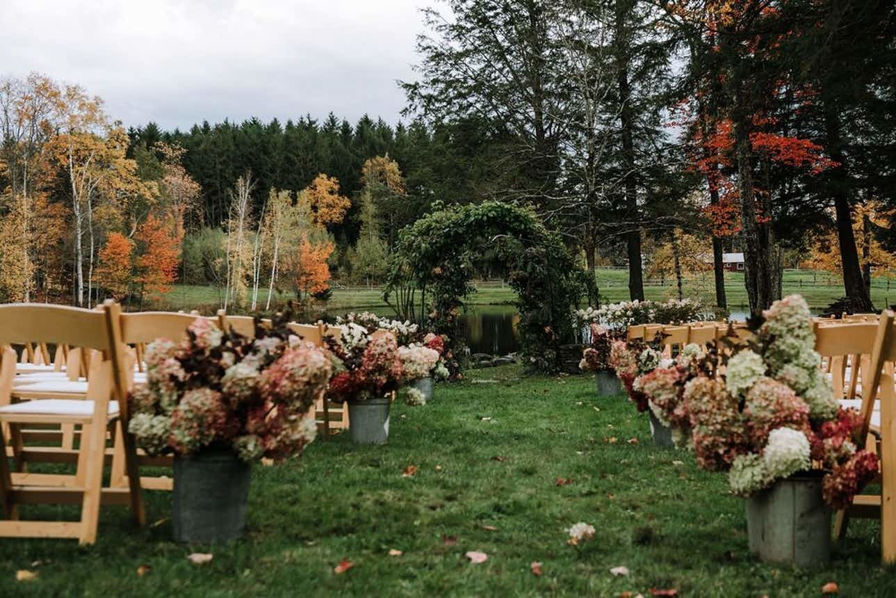 How To Plan A New England Wedding Best New England Wedding Venues