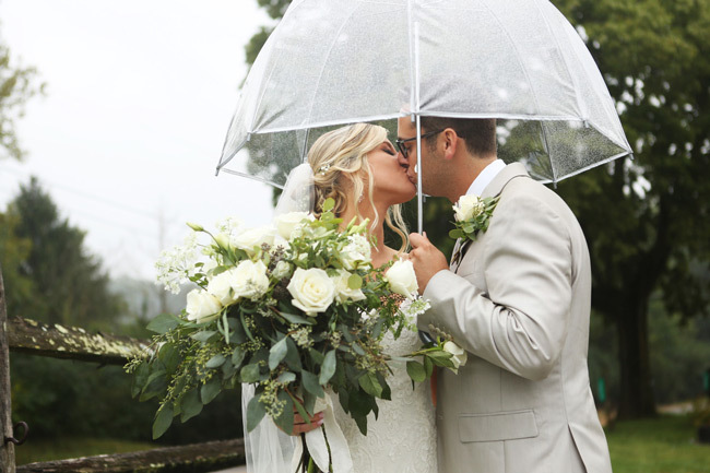 Tips for a Rainy-Day Wedding  What To Do if it Rains on your Wedding