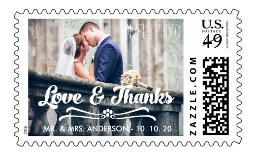 Wedding stamp Wedding stamp