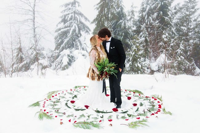 Everything You Need To Know About Winter Weddings   Tips for Planning…