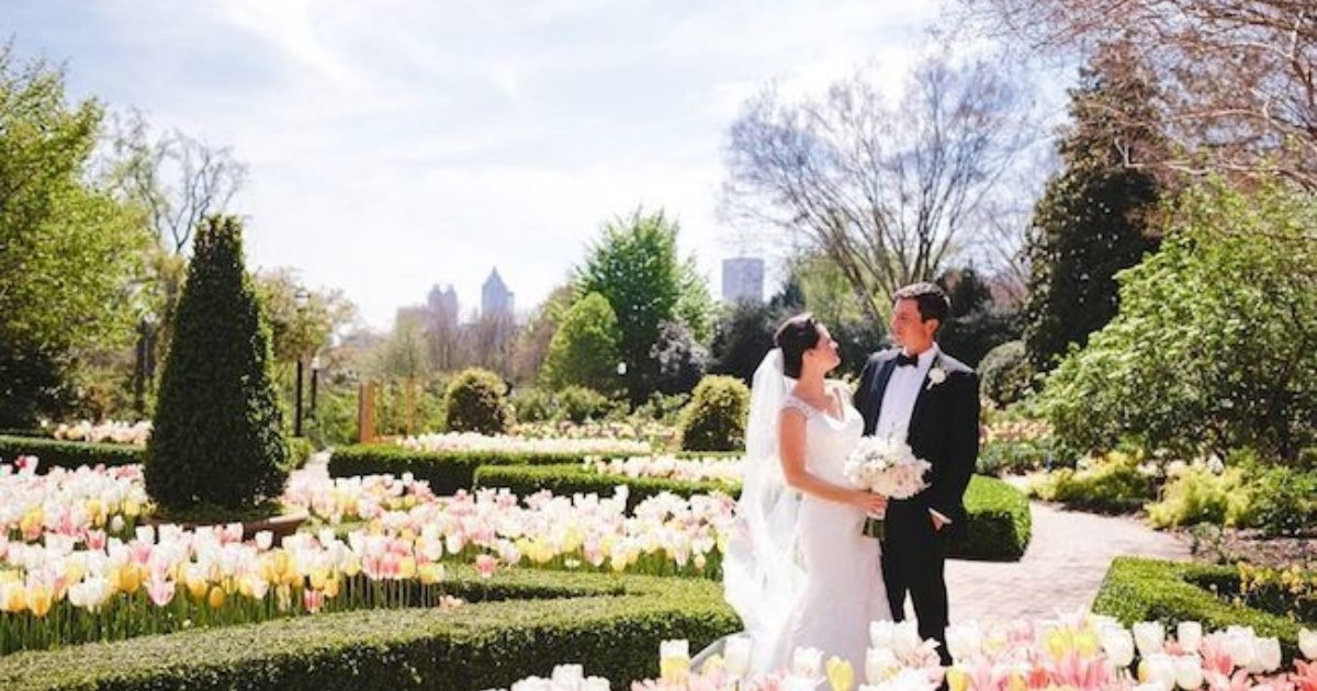 10 Georgia Outdoor Wedding Venues With A Woodsy Ambiance  See Prices