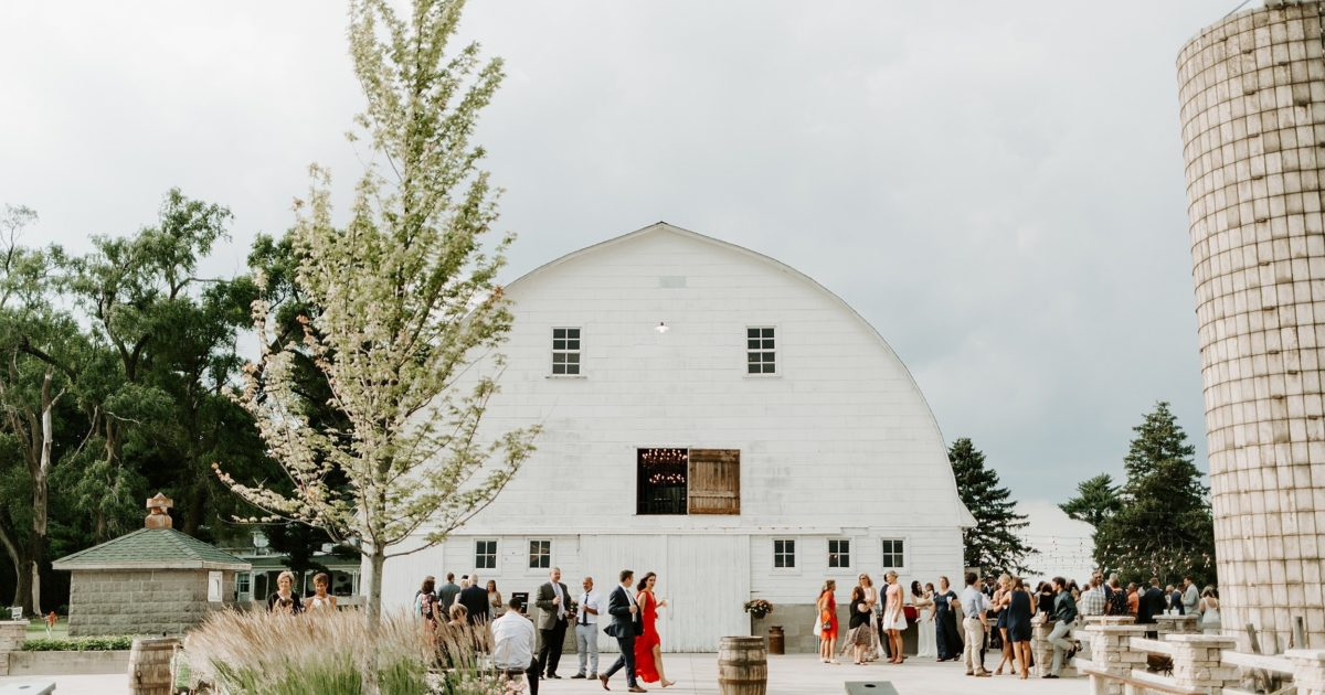 12 Of The Best Chicago Barn Wedding Venues See Prices